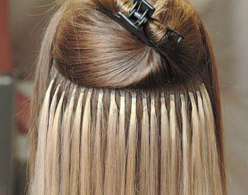 Hairextensions: Fill-in