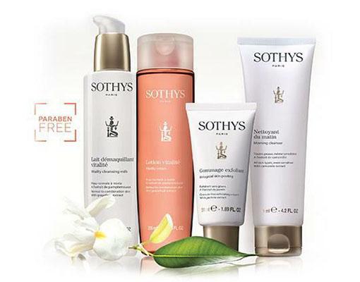 Schoonheidssalon: Producten van Sothys